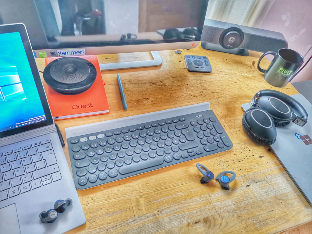 My most useful Business Devices in 2018