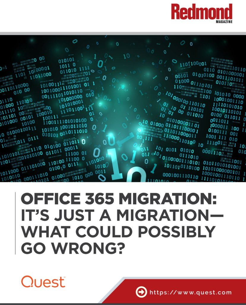 o365 quest cloud migration