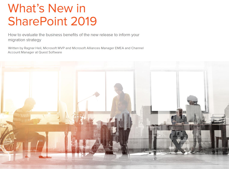 sharepoint 2019 quest 1