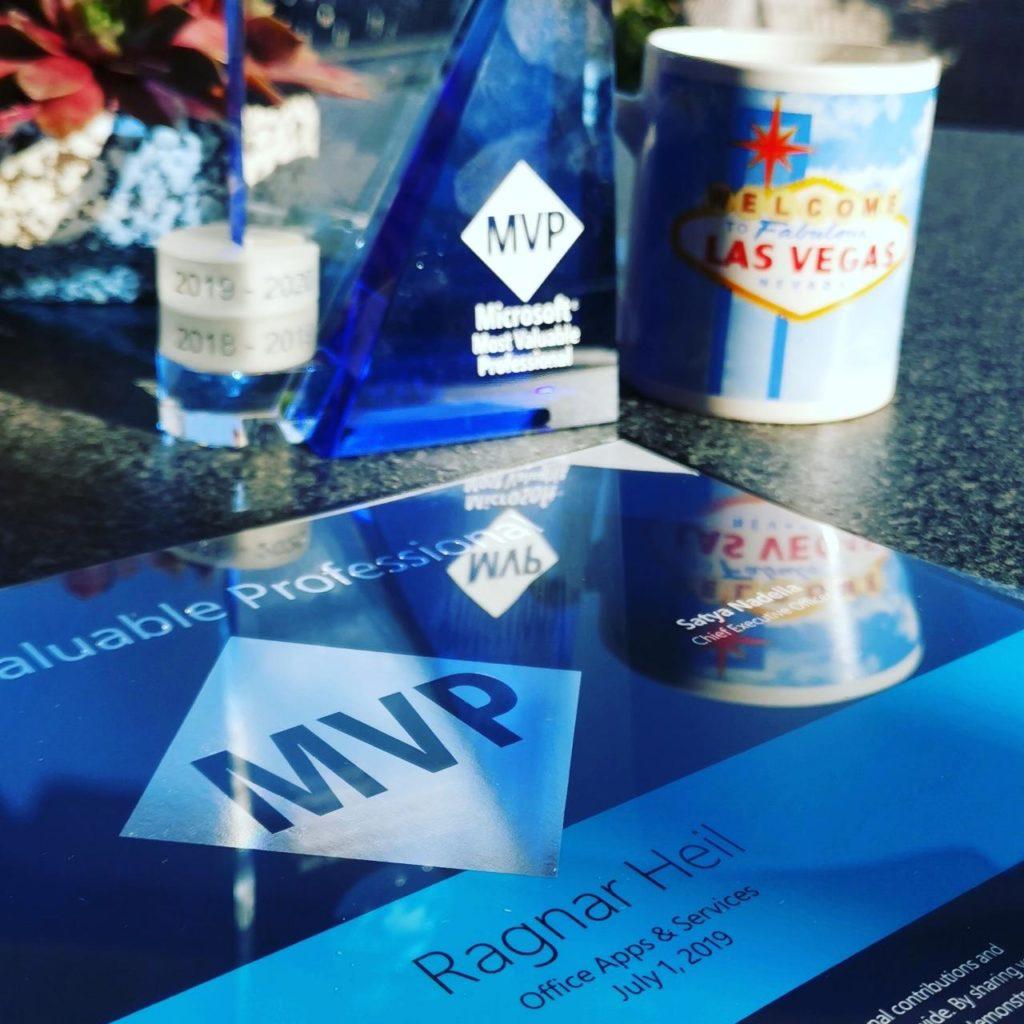 Ragnar Heil MVP 2019