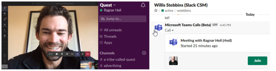 Microsoft Teams Calls