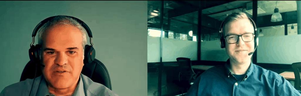 Ragnar Heil Gabriel Rath New Work Chat