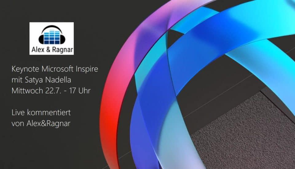 Microsoft Inspire Keynote 2020 Live Stream