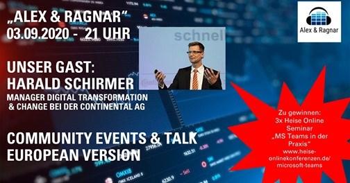 Harald Schirmer Continental Microsoft Teams