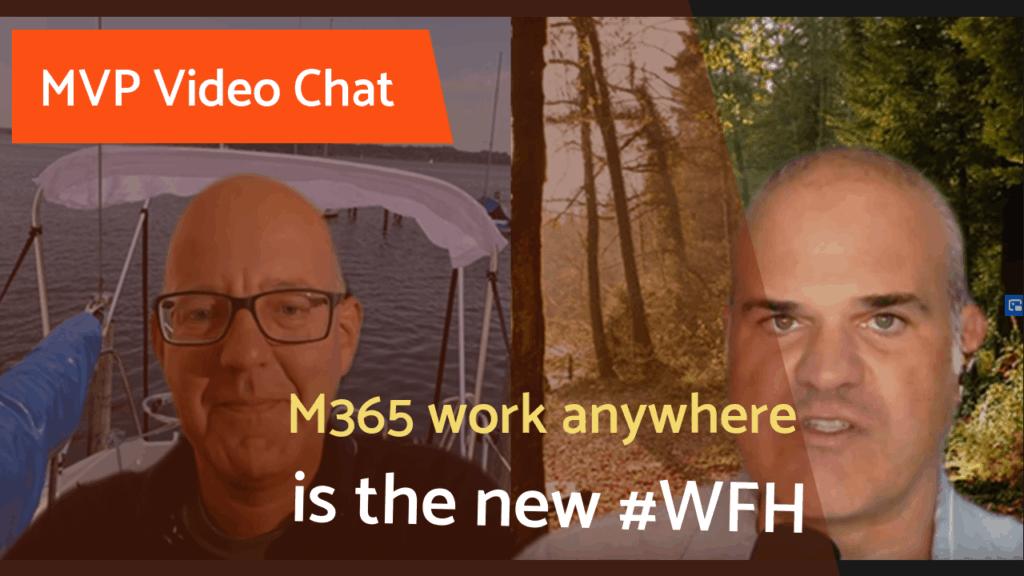 Microsoft 365 Work Anywhere