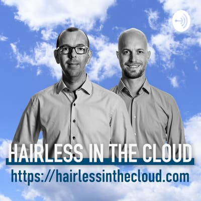 Hairless in the cloud podcast Microsoft Stream