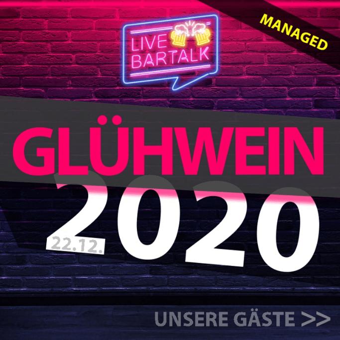 Managed Services Glühwein