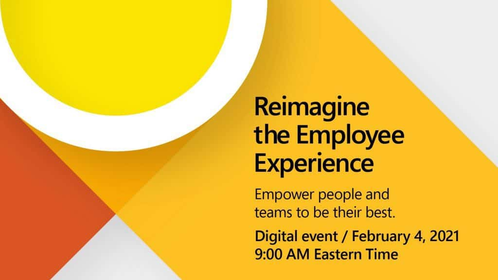Reimaging the Employee Experience