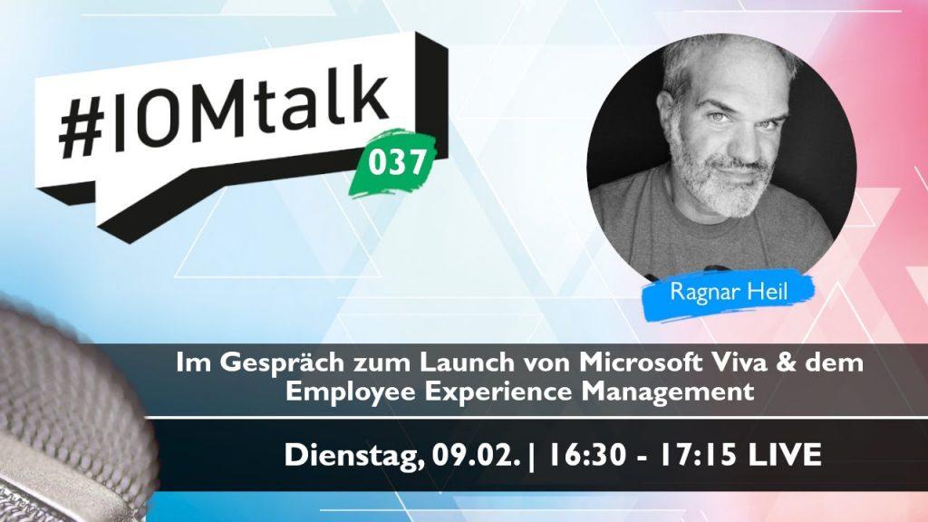 Microsoft Viva IOMTalk