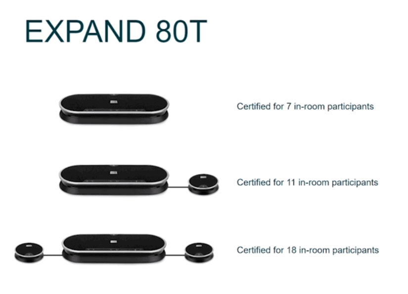 EXPAND 80T advanced pairing