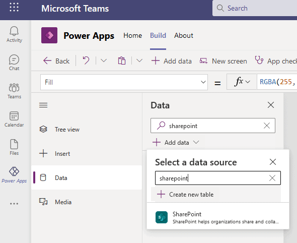 How to create a Power App based on Modern Microsoft Lists with Zero Code