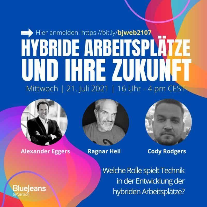 Hybride Arbeitsplätze und ihre Zukunft