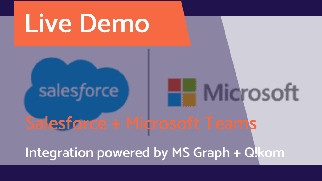 Salesforce Integrations with Microsoft Teams