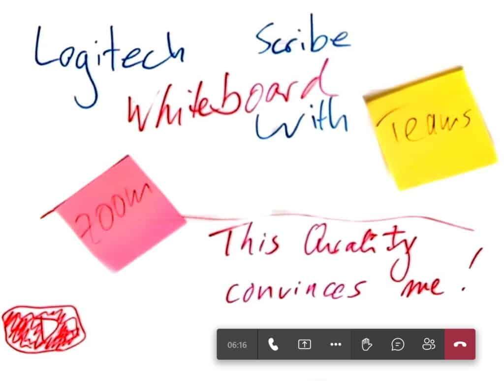 Microsoft Teams Logitech Scribe